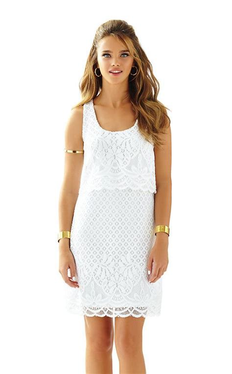 Dress Stelan Live stelle lace tank dress lilly pulitzer live every hour