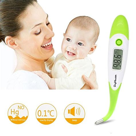 7 Uses For Baby by Baby Thermometer By Dighealth Tm Digital Fever