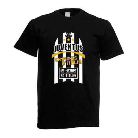 Tshirt Juventus 2012 Juventus Chions T Shirt Black Tshirtblackkids