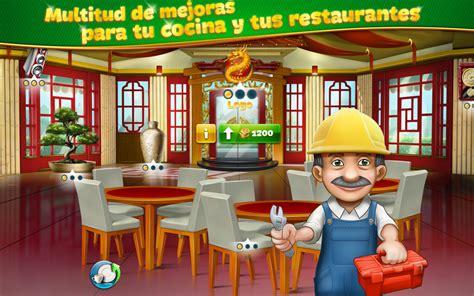 www giochi di cucina cooking fever aplicaciones de android en play
