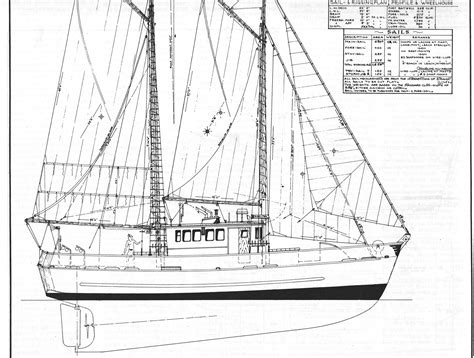commercial fishing boat designs drawn sailboat pinart on my schooner emerald i little