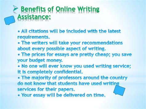 Benefits Of Essay Writing by Benefits Of Using Essay Writing Service