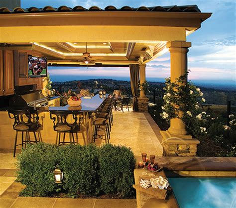Do It Yourself Kitchen Islands Outdoor Kitchens Part 2 Luxury Pools