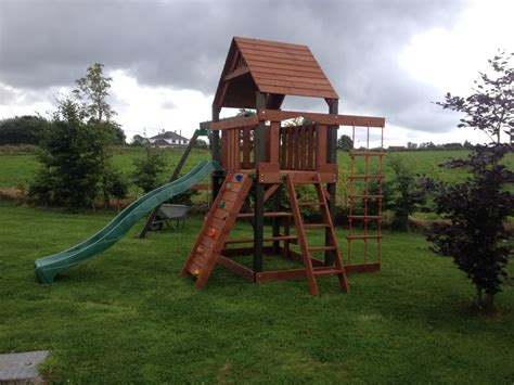 swing and climbing frame the gulliver swing and slide climbing frame