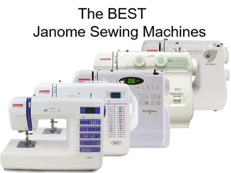 best sewing machines sewing machine ratings