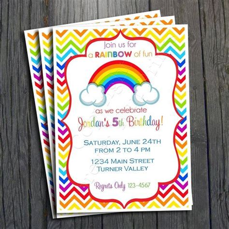 printable birthday cards rainbow 25 best ideas about free thank you cards on pinterest