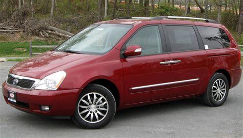 How Many Per Gallon Does A Kia Sedona Get Kia Sedona Takes A Quot Time Out Quot Returning To Minivan Market