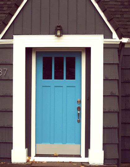 bright blue front door susan author at front door freak page 16 of 39