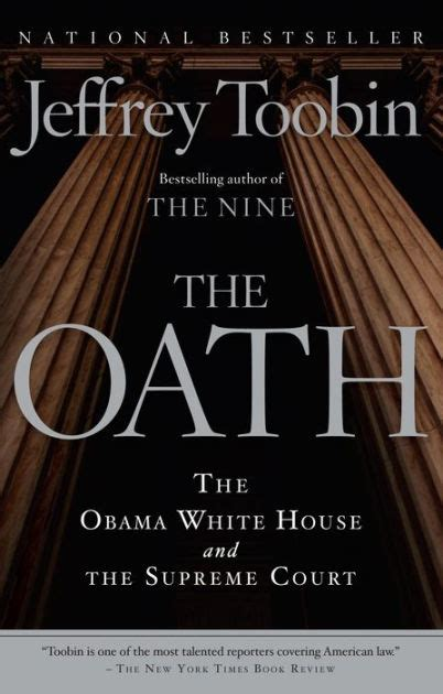 libro the supreme gift the oath the obama white house and the supreme court by jeffrey toobin paperback barnes noble 174
