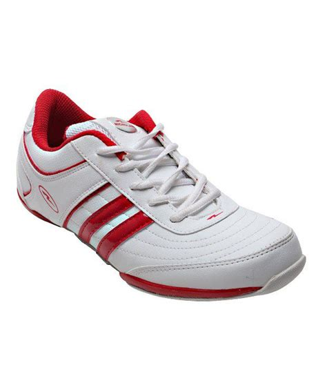 nicholas sports shoes nicholas white stripes sports shoes price in india