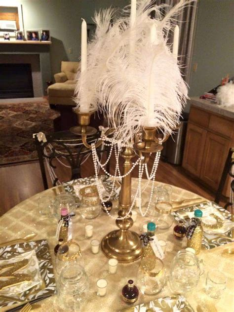 the great gatsby theme night the great gatsby ladies night party ideas photo 9 of 14