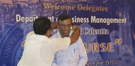 Calcutta Alipore Cus Mba by Department Of Business Management Of Calcutta