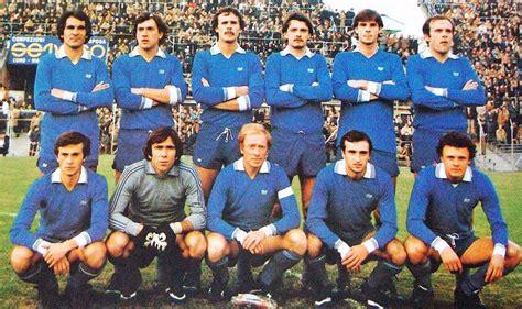 rosa pavia calcio serie b 1979 1980