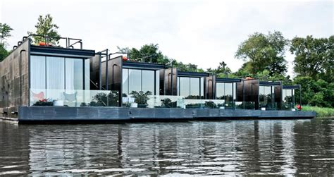floating boat house cost x float a series of tiny houseboats on river kwai thailand