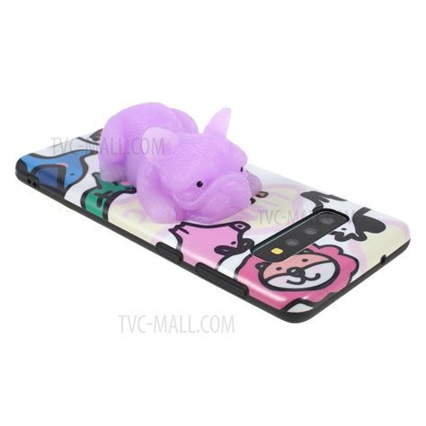 kneading cute squishy tpu silicone animal cartoon phone cover  samsung galaxy