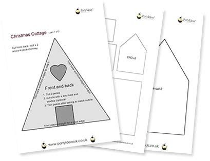 printable template for a gingerbread house templates free printable calendar template 2016