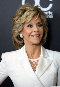 80 jane fonda wigs jane fonda 77 looks years younger as she chats with