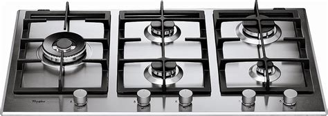 anafe doble a gas gma9522x whirlpool argentina anafe 5 hornallas gma9522x