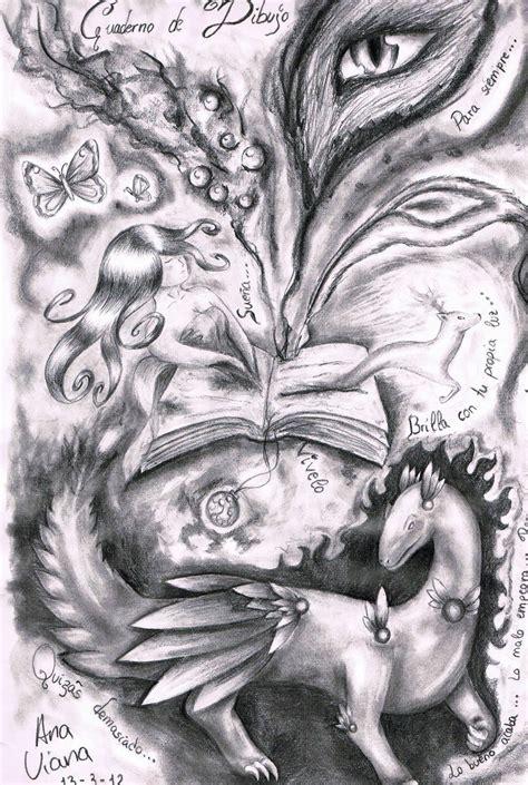 100 ideas dibujo de mi portada de mi cuaderno de dibujo by zaiisey on deviantart