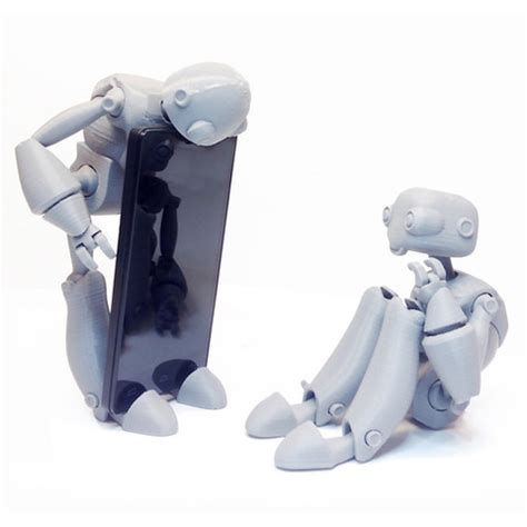 jointed doll robot free stl bequi jointed robot cults