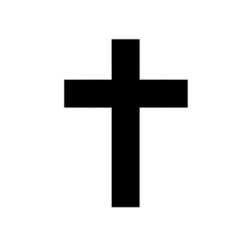 thin cross tattoos best 25 black cross tattoos ideas on