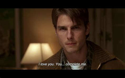 Movie Quotes You Complete Me | jerry maguire movie quotes google search movie quotes