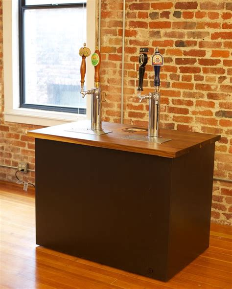built in kegerator 1000 images about kegerator ideas on pinterest the tap