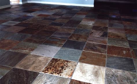 Dallas Slate Floor Restoration Cleaning Polishing