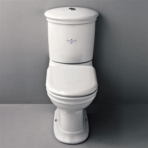 silverdale hillingdon coupled toilet with soft