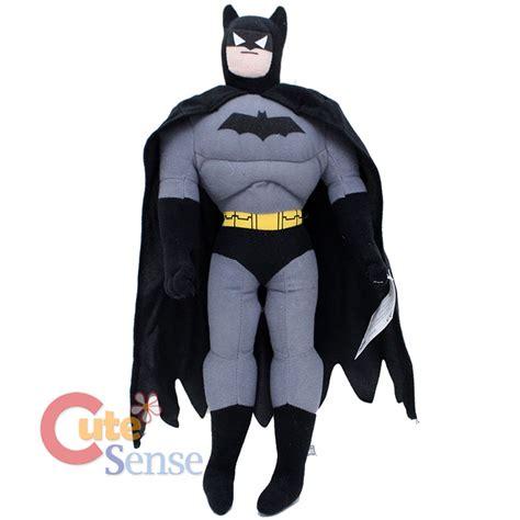 dc comics batman plush doll soft stuffed figure 17