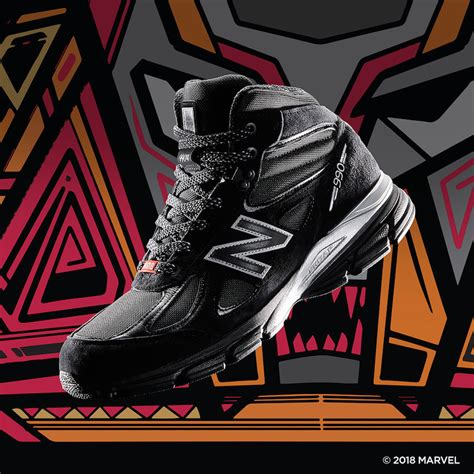 Jual New Balance Marvel new balance marvel black panther collection sneakerfiles