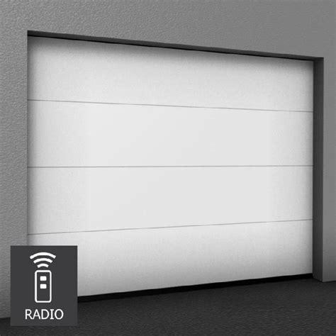 porte de garage sectionnelle sur mesure adeva voletshop produits portes de garage sectionnelles