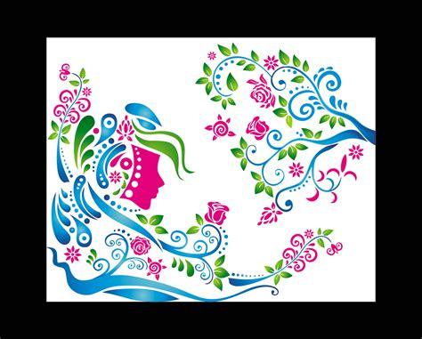 gambar desain bunga sribu other design desain motif untuk tas bunga paisley