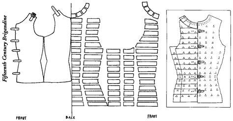 leather armor templates www imgkid com the image kid