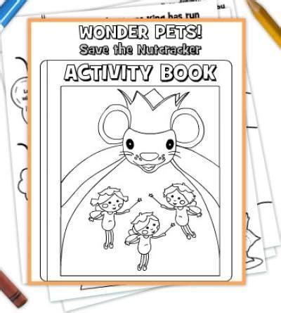 printable christmas activity book nutcracker activity book printable tip junkie