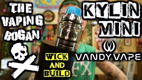 vape wicking tutorial kylin mini vandy vape coil wick tutorial the