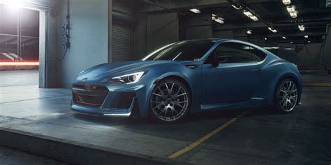 custom subaru brz turbo subaru brz sti performance concept revealed with high