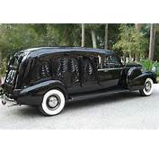 Gallery For &gt 1957 Cadillac Hearse