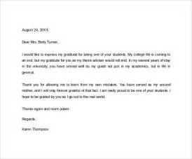 thank you letter to 11 free documents