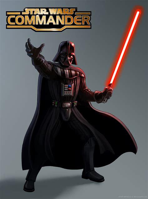 Wars Commander luke skywalker and darth vader join wars commander gamespot