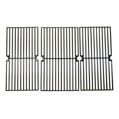 heavy duty bbq parts 67233 gloss cast iron cooking grid