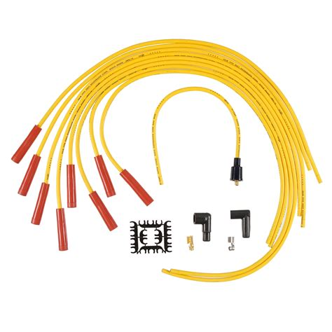 Spark Cable 8mm S Apv accel 4040 spark wire set 8mm stock