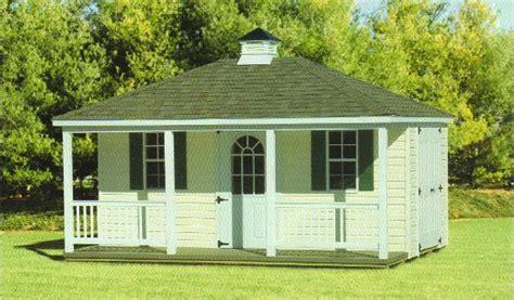 outdoor home center sheds porches