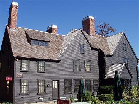 File House Of The Seven Gables Side Salem Massachusetts Jpg Wikimedia Commons