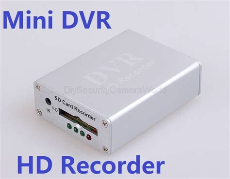 mini dvr mini recorder portable recorder of mini home cctv surveillance security audio sd