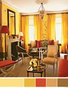 yellow color schemes for living room interior color schemes yellow green spring decorating paint colors brown living rooms and