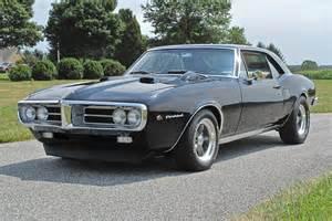 1965 Pontiac Firebird 1967 Pontiac Firebird
