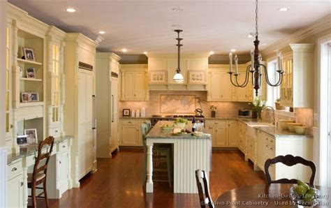 Off White Kitchen Ideas by Pictures Of Kitchens Traditional Off White Antique