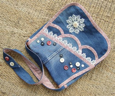 Handmade Purse - unique artisan jewellery by mouflon my handmade bags