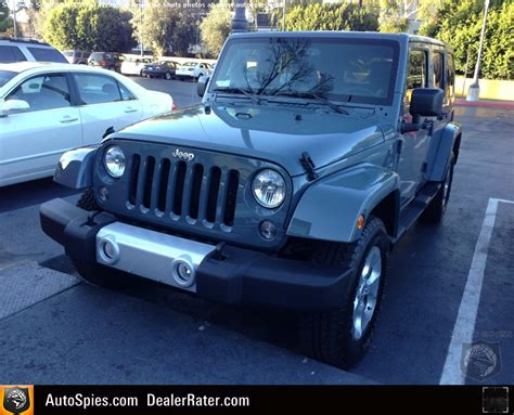 Jeep Wrangler Lifespan Real Of The 2014 Jeep Wrangler In